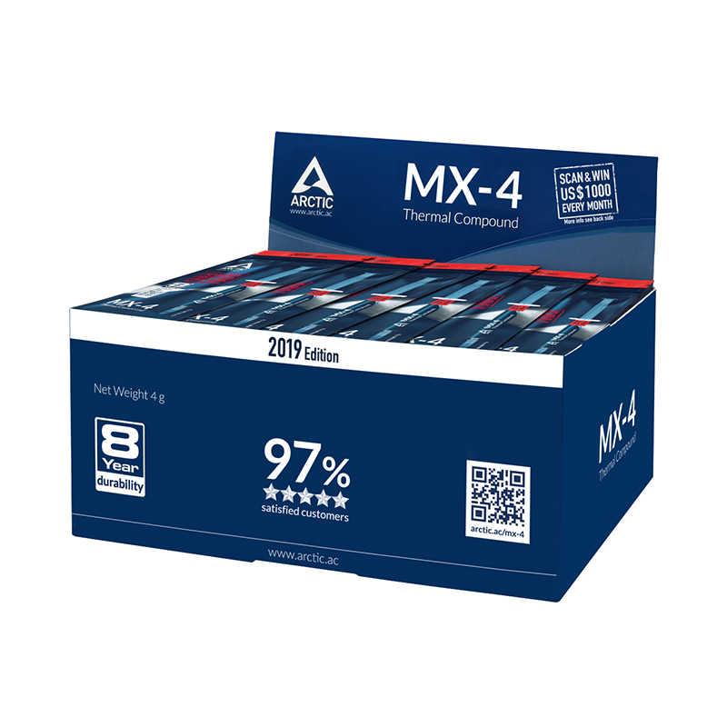 ARKTISCHEN MX-4 2g 4g 8g 20g AMD Intel Prozessor CPU Kühler Lüfter Thermische Paste Fett 8,5 w/(mk) leitfähigen Kühlkörper GD900