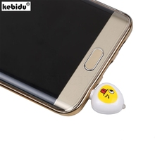 Kebidu Mini enchufe de 3,5mm, Control remoto inteligente por infrarrojos para teléfono móvil, Control inalámbrico inteligente para aire acondicionado, DVD, TV