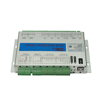 Original Mach4 USB Cartão de Controle de Movimento XHC MK3 3 eixos CNC Breakout Board 2 mhz Apoio Win7