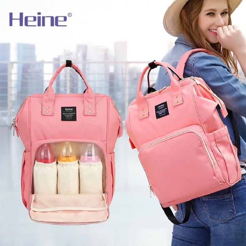baby diaper bag backpack fashion mummy maternity bag for mother brand mom backpack nappy changing bags bolsa maternidade brand high quality bolsa maternidade baby diaper bags baby nappy bags mummy maternity bag shoulder backpack