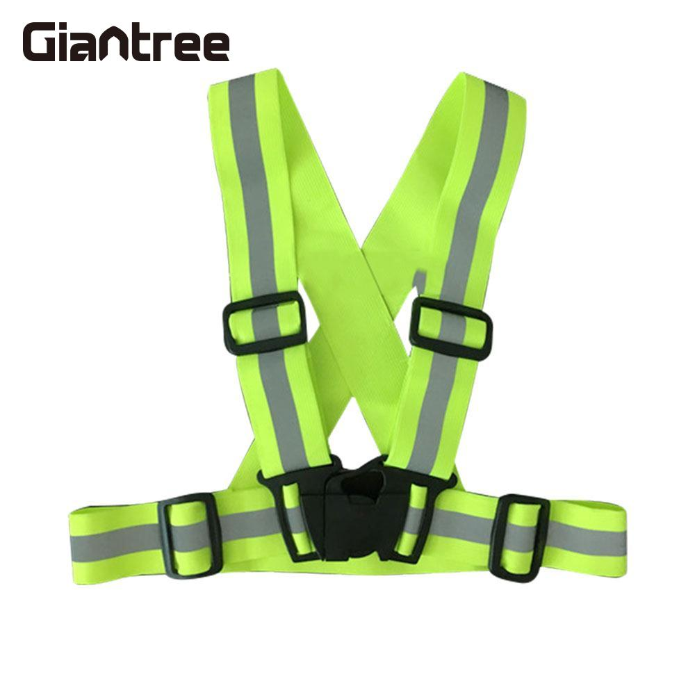 giantree Children Reflective Vest Reflecting tape Running Cycling outdoor Safety sport Reflective fabricgiantree Children Reflective Vest Reflecting tape Running Cycling outdoor Safety sport Reflective fabric