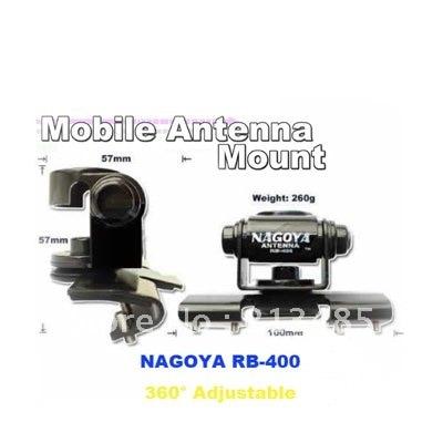 New Original NAGOYA RB-400 Mobile Bracket/Mobile Antenna Mount For Mobile Radios