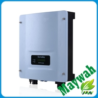 The Best String Solar On Grid Inverter 5KW With Two MPPT Control 220VAC 50Hz 60Hz 98