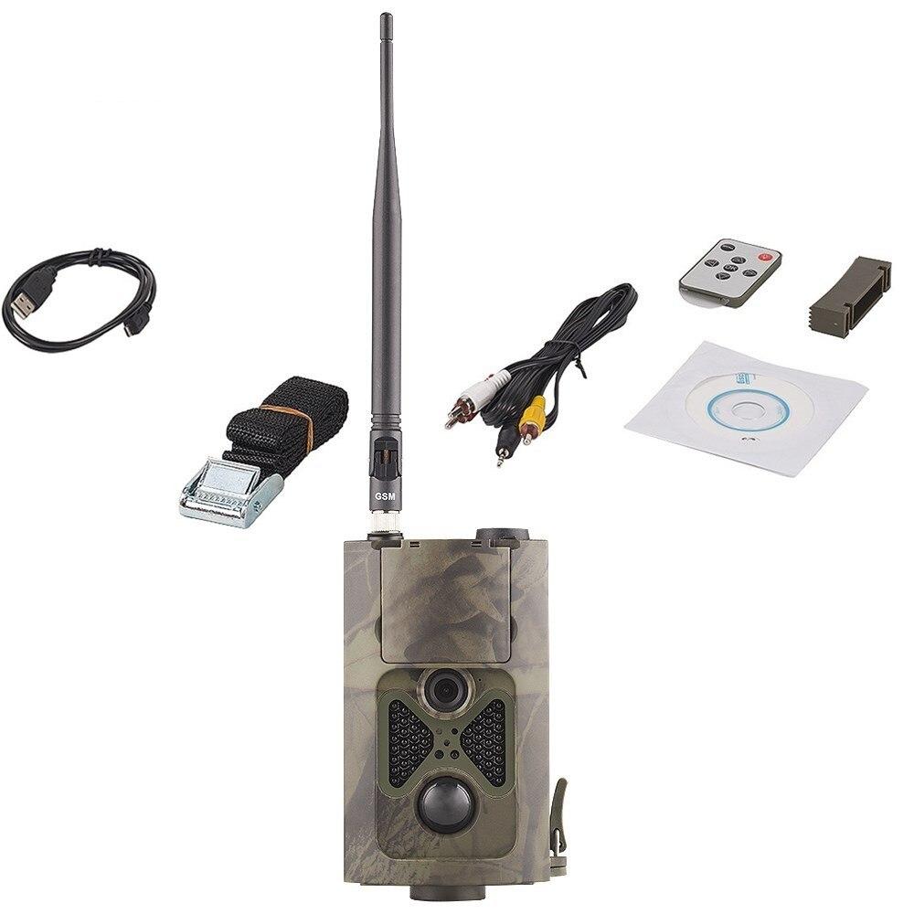 HC550M HD Trail Digital Hunting Cameras 16MP GPRS SMS 48 IR LED Night Vision wild camera HC-550M 16 ports 3g sms modem bulk sms sending 3g modem pool sim5360 new module bulk sms sending device