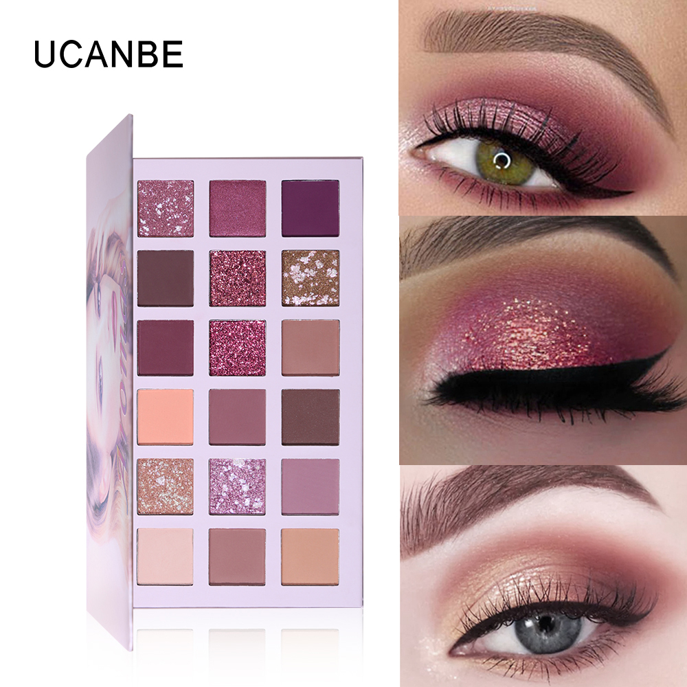 Smart Pro Brand 39 Colors Nude Shimmer Matte Eyeshadow Palette Glitter Metallic Makeup Natural Brilliant Beauty Eye Shadow Kit Back To Search Resultsbeauty & Health