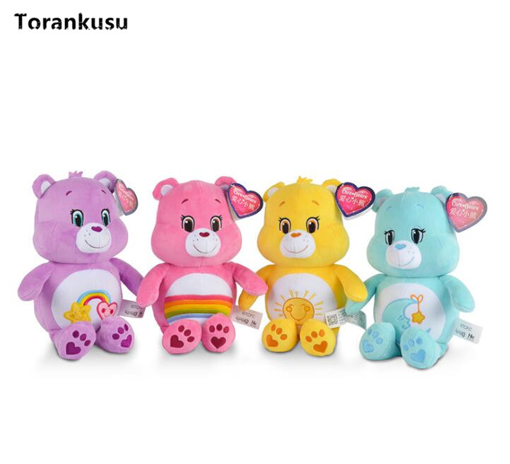 Care Bears Plush Toys Care Bears Animals Cartoon Soft Stuffed Dolls Plush Toys Christmas Gifts 30cm 30cm stuffed