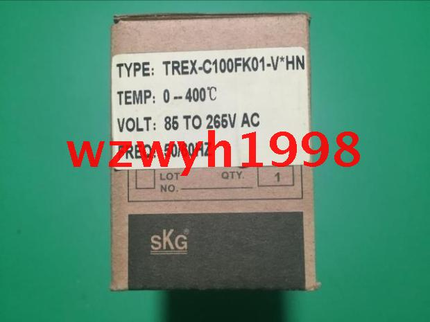 Genuine SKG temperature controller SKG TREX C100 thermostat SKG C100 temperature control TREX-C100FK01-V*hn taie thermostat fy800 temperature control table fy800 201000