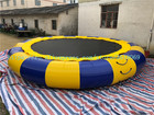 <+>  Продаю аквапарк 6 м  диаметр ПВХ  надувной водный батут  откидная кровать ✔