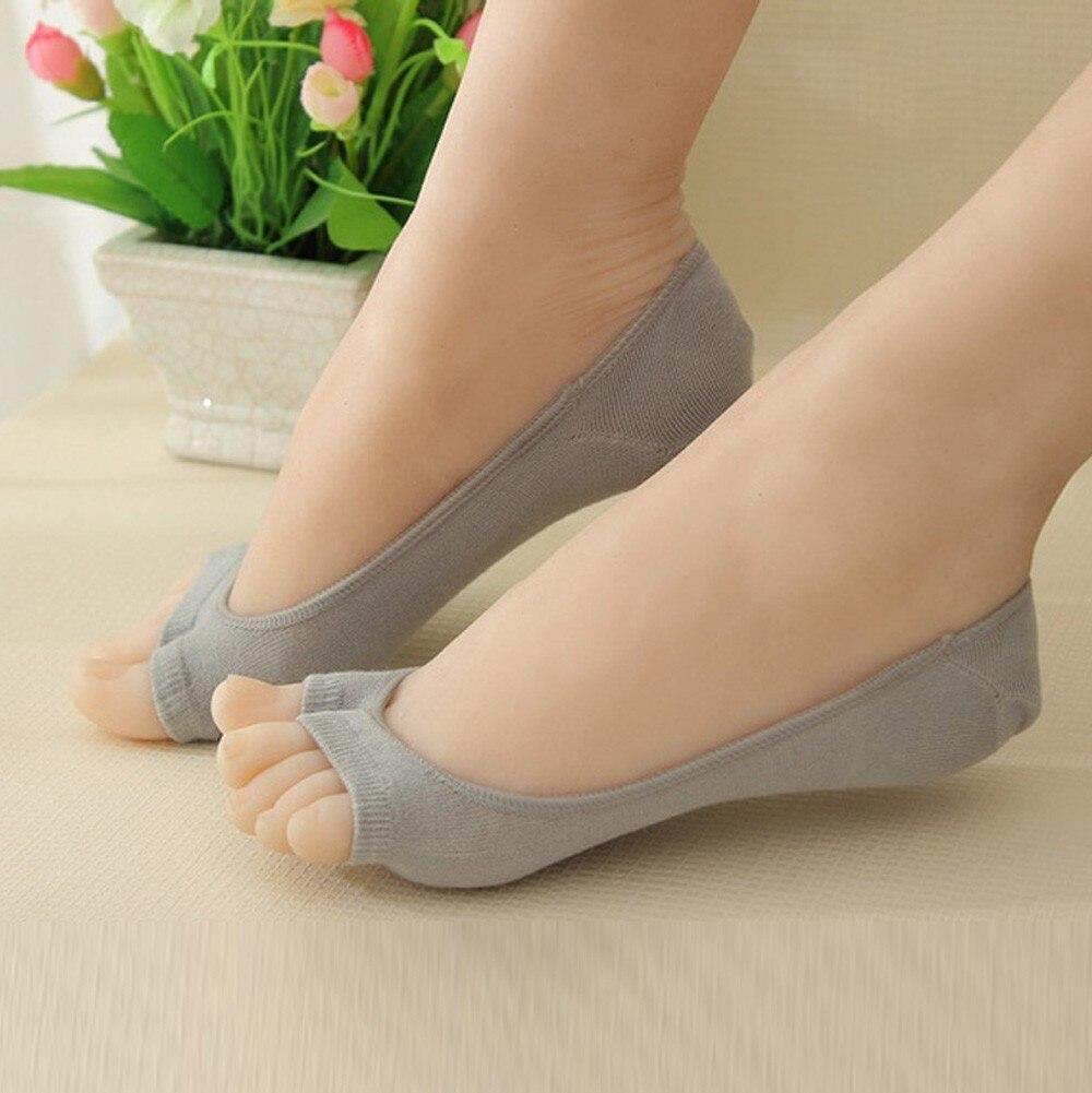 Hot girls in toe socks — pic 3