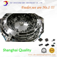 electronic chip vibratory bowl feeder/sorter,SUS304 automatic electronic part vibration bowl feeder 550mm customizable