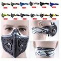 Маска для лица BASECAMP с активированным углем для велоспорта  пыленепроницаемые маски для горного велосипеда  мужские и женские мужские проти...