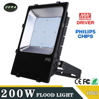 200w LED Flood Light Waterproof IP65 Floodlight Landscape LED outdoor lighting Lamp Warm/Cold White CE Rohs FCC free shipping