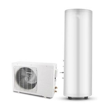 Chauffe-eau commercial domestique de pompe à chaleur de source d'air de réchauffeur d'air de 150L