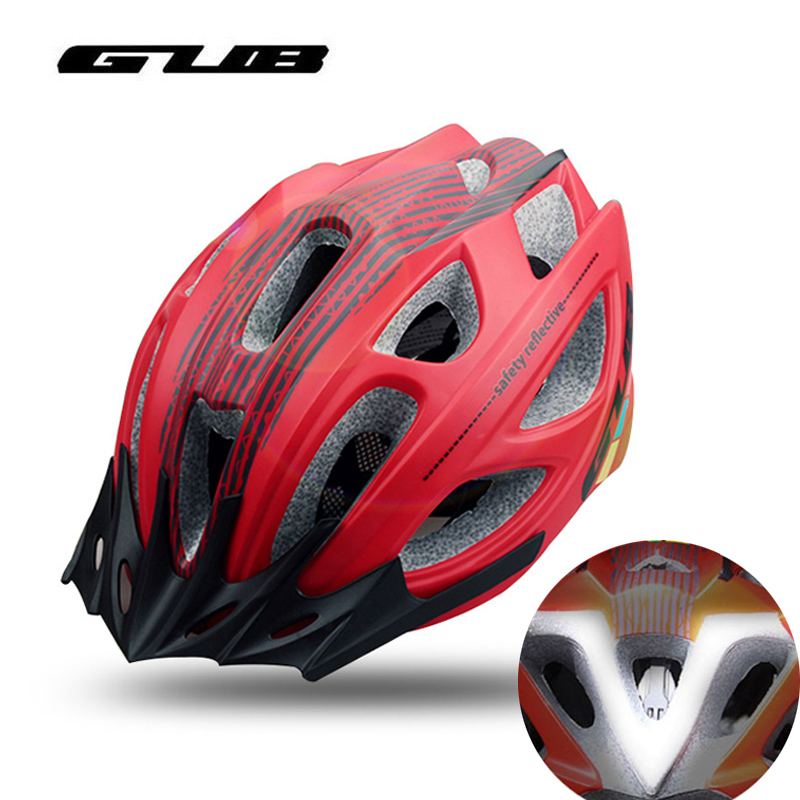gub 2018 new bicycle helmet ultralight mtb mountain bike. Black Bedroom Furniture Sets. Home Design Ideas