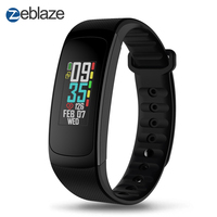 Zeblaze Plug C Continuous Heart Rate Smart Wristband Always on Color Display Long Battery Life & Quick Recharge IP67 Wristband