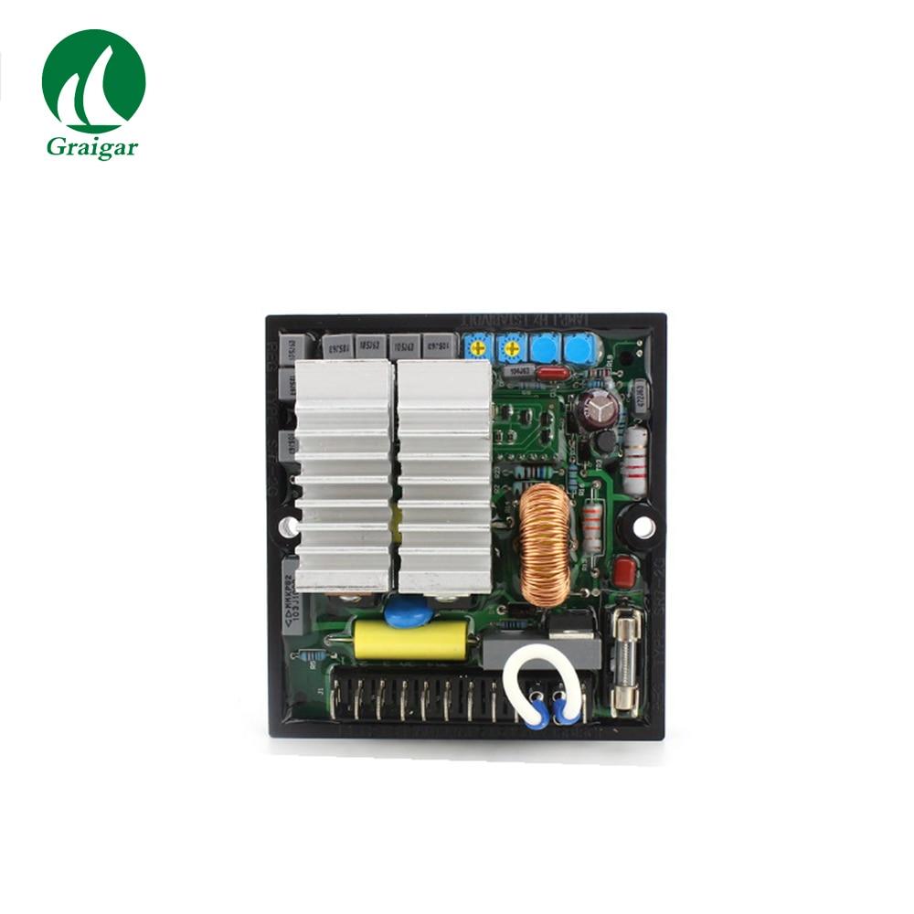 Brushless Generator AVR Circuit Diagram SR7 SR7/2G SR7-2G equipped with complete protection system avr sr7 avr sr7 2g dhl fedex fast