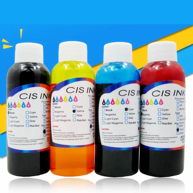 Edible ink suit for Epson & Canon etc printer , Magenta Food Ink ...