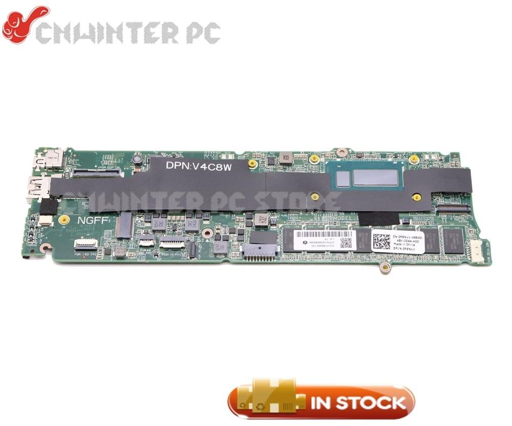 NOKOTION For Dell XPS 13 9333 Laptop Motherboard DAD13CMBAG0 CN-0W4M0T 0W4M0T W4M0T SR170 I5-4200U CPU 4GB