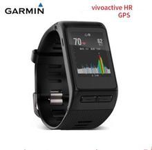Gps часы garmin vivoactive HR сердечного ритма трекер smart watch Велосипеды Мужчины Женщины bluetooth Гольф плавание smartwatch