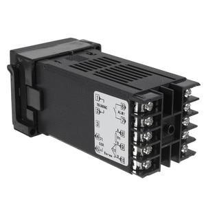 Image 5 - Nuovo Allarme REX C100 110V a 240V 0 a 1300 Gradi Digitale PID Regolatore di Temperatura Kit con il Tipo K sonda Sensore