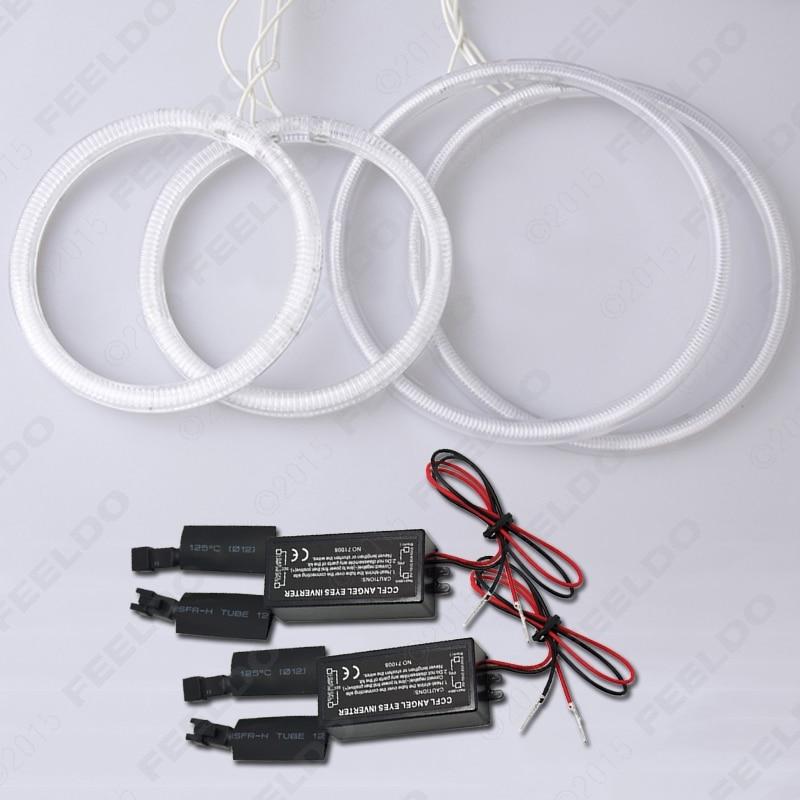 popular chrysler concorde buy cheap chrysler concorde 3set car 6 color headlight ccfl angel eyes halo rings kits for chrysler concorde