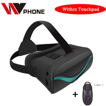 """Original W1 Virtual Reality  VR within Touchpad for 3.5-6.0"""" Smartphone+Bluetooth Gamepad"""