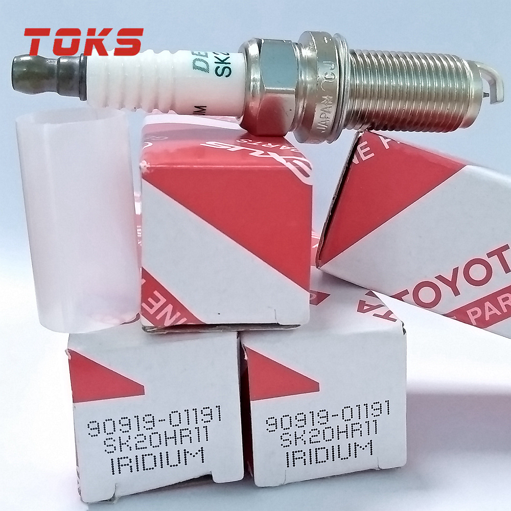 TOKS SK20HR11 90919 01191 Spark Plugs for Lexus Toyota Mercedes-Benz BMW 90919-01191 Car Candle 9091901191 Free ShippingTOKS SK20HR11 90919 01191 Spark Plugs for Lexus Toyota Mercedes-Benz BMW 90919-01191 Car Candle 9091901191 Free Shipping
