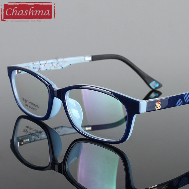 3d4b897658 Chashma Quality Eye Glasses Children Optical Glasses TR 90 Material Flexible  Girl and Boy Fashion Spectacle Frame