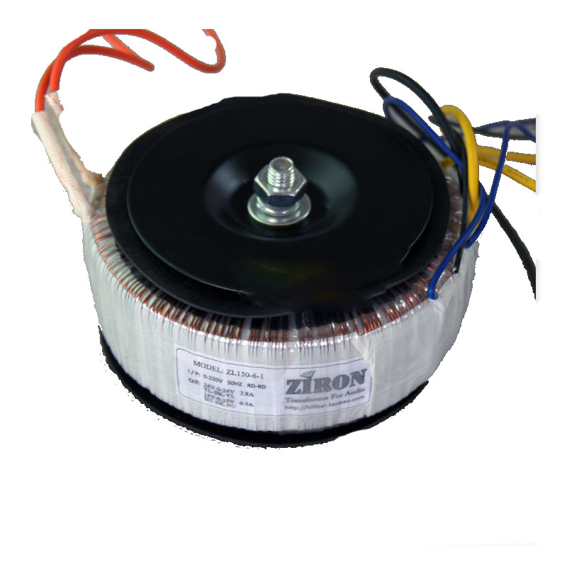 все цены на Dual 24V dual 15V 150W pure copper toroidal transformer LM3886 / TDA7293 / 7294 and other power amplifier for онлайн
