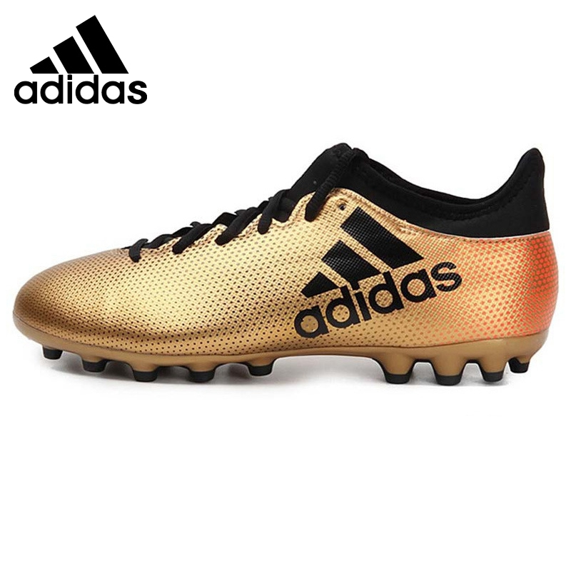 Original New Arrival 2018 Adidas X 17.3 AG Men's Football/Soccer Shoes Sneakers dr eagle original superfly football boots man football shoes with ankle soccer boots footbal shoes sock size 38 45 sneakers