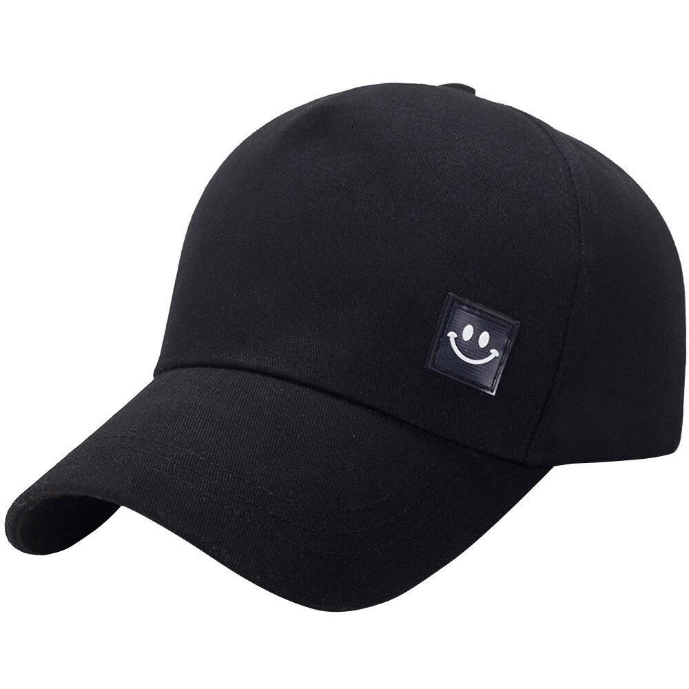 Sleeper #501 2019 NEW FASHION Unisex Men Women Smile   Baseball     Cap   Snapback Hat Hip-Hop Adjustable   Caps   sunmer hot Free Shipping