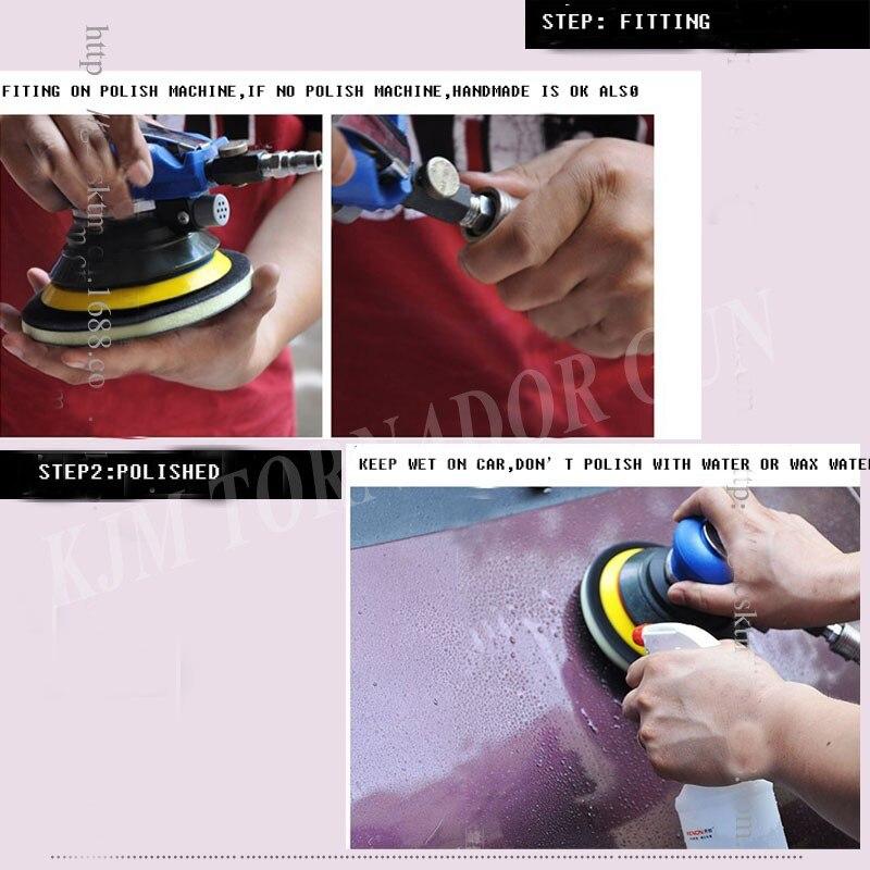 polimento Almofada de espuma de Polimento De