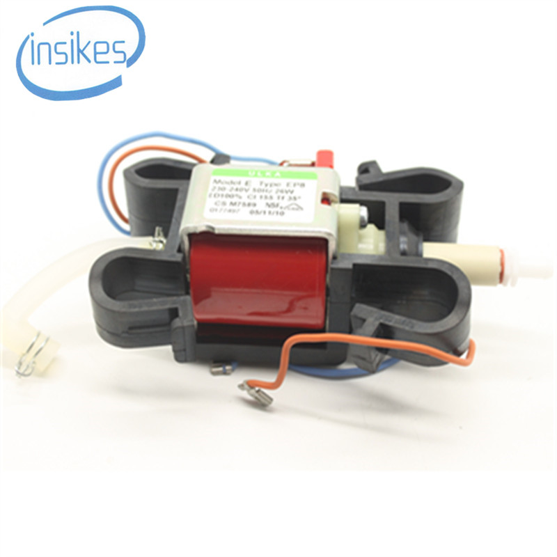 EP8 ULKA Electronic Coffee Machine Pump 230-240V/Self-Priming Pump at 50Hz 26W 1200ML/Min Brand New and Original original ulka ep5 electromagnetic coffee machine medical apparatus pumps