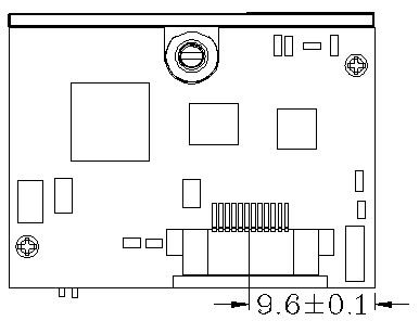 de barras scanner módulo ttl usb rs232 2d qr código scanner arduino