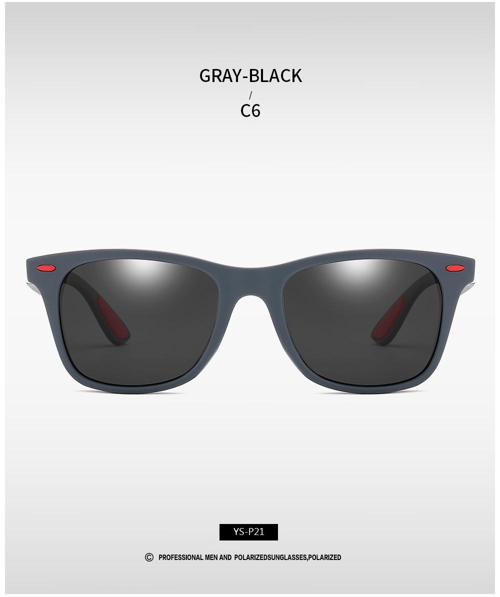 DJXFZLO Gafas de sol polarizadas 20
