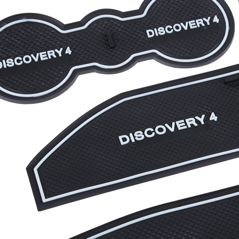 Rubber mats discovery 4 - Sticker Auto Car Accessories Interior Door Rubber Non Slip Cup Mat Holder