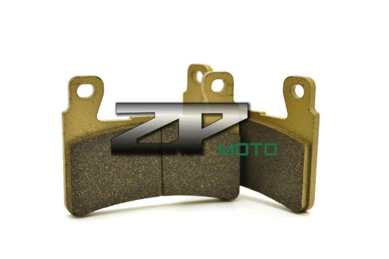 Brake Pads Organic Kevlar For CB 1300 2003-2012 CB 400 1999-2005 Front OEM New High Quality 1999 2000 arctic cat 250 2x4 kevlar carbon front brake pads