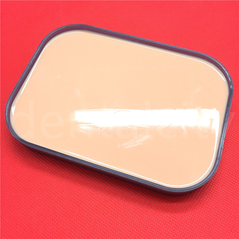 Silicone Suture Training Pad Medical Surgical Incision Practice Human Skin Model in Face Skin Care Tools from Beauty Health