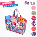 New Style Free shipping  Portable Baby Diaper Bags Waterproof  Mommy Bag Liner Nappy Bag Made of 600D Polyester