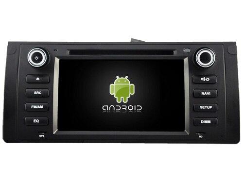 Android8.0 octa core 4GB RAM car dvd player GPS navi headunit radio stereo tape record for BMW E39 M5 1995 2003 X5 E53 2000 2007