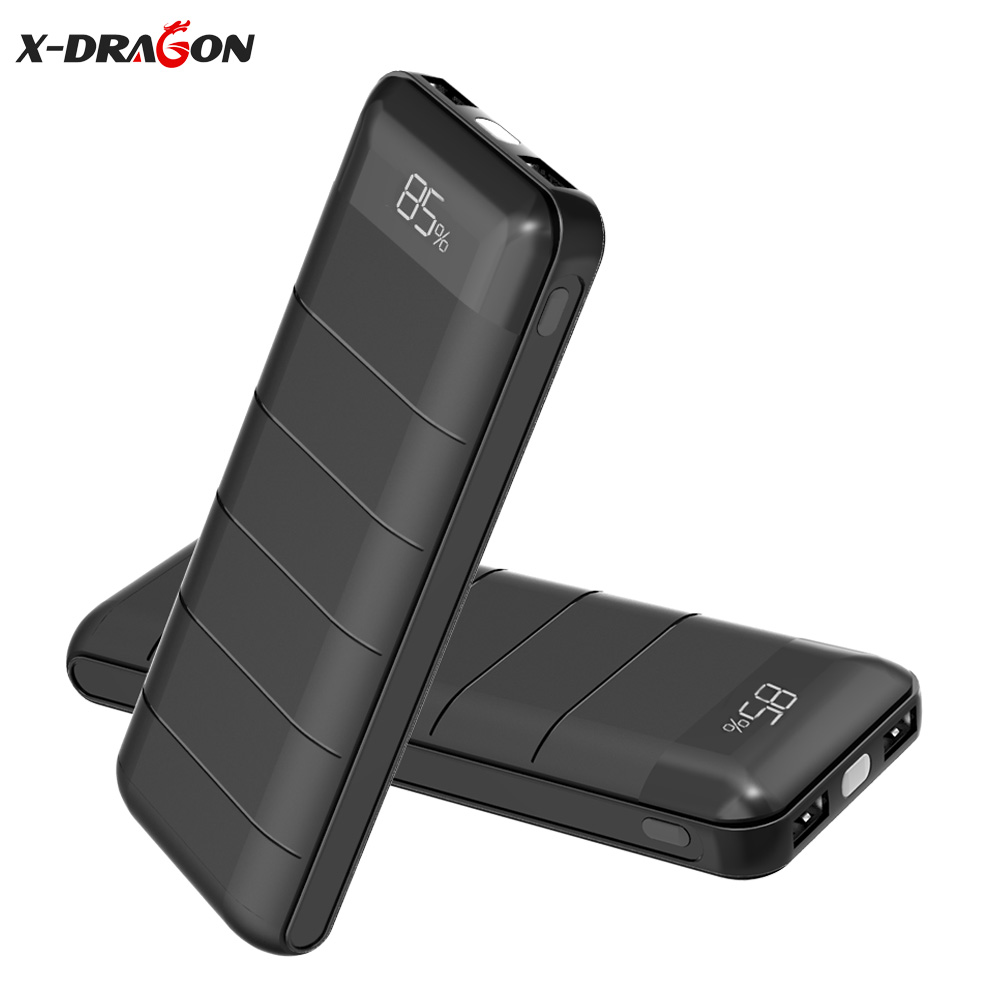 Portable 15600mAh Smartphone Power Bank External Battery Mobile Phone Chargers Backup Charger for iPhone Huawei xiaomi HTC LG
