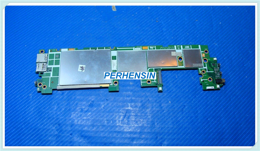 FOR Dell Venue 11 Pro 7140 10.8 Genuine Tablet M-5Y10c Motherboard 321KP 100% WORK PERFECTLY seanuo 2018 genuine 100