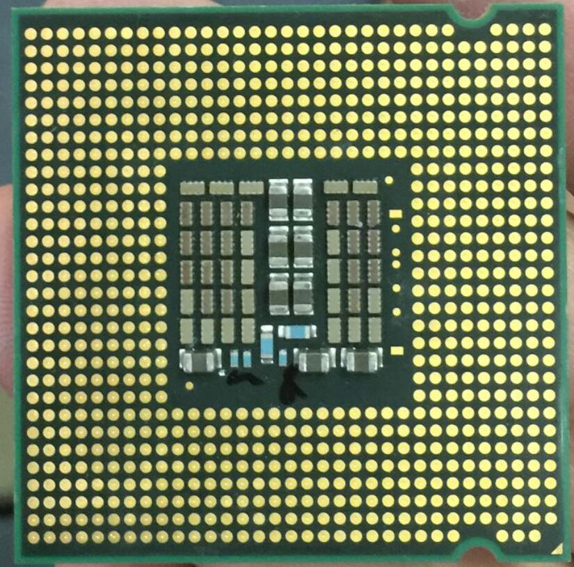 Processeur Quad Intel Core2 Q9650 (Cache 12 M, 3.00 GHz, 1333 MHz FSB) processeur de bureau SLB8V EO LGA775 - 2