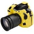 Сумка для камеры NIKON D810 легкая сумка для камеры защитный чехол для D810 D810A камуфляж черный желтый красный цвет