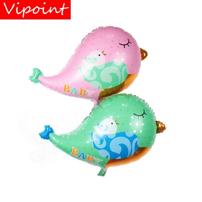 FESTA VIPOINT 66x55 cm poink martim-pescador verde balões foil casamento evento festival da festa de aniversário do dia das bruxas natal HY-326