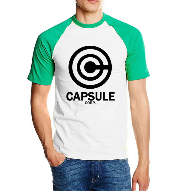 Dragon Ball Z Men 100% Cotton T-shirt