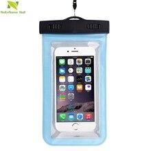 FishSunDay Универсальный Водонепроницаемый Чехол для сотовых телефонов, Портативная сумка, удобная в использовании, легкая сумка, Прямая поставка Aug11