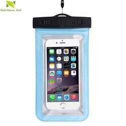 FishSunDay pochette étanche universelle téléphones portables sac portable pratique à utiliser léger utile livraison directe Aug11