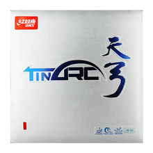 DHS TINARC table tennis rubber original pips-in power+speed ping pong sponge tenis de mesa dhs di gt 9 ply pure wood ebony racket table tennis blade ping pong bat tenis de mesa