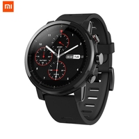 Chinese Version Xiaomi Huami AMAZFIT trato Sports Watch 512MB 4G GPS 1.34 inch 2.5D POM 4G Screen Running Watch Standby 5 days